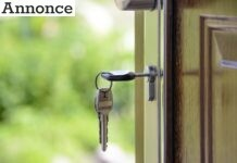 nøgle lås