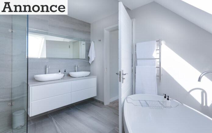Et badeværelse